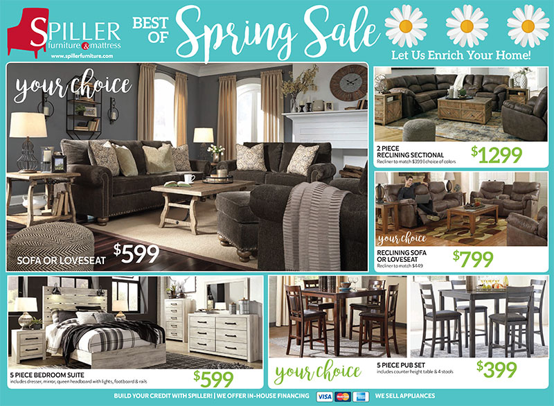 Best of Spring Sale