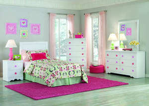Savanah Twin Panel Headboard
