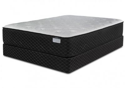 Harlow Plush Full Mattress w/Foundation