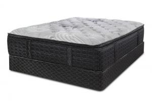 Signature Pillow Top Queen Mattress w/ Foundation